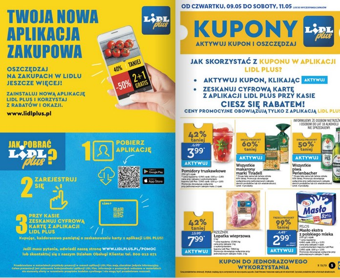 lidl gazetka od 9 05 oferta wazna od 9 05 do 11 05 str. 2