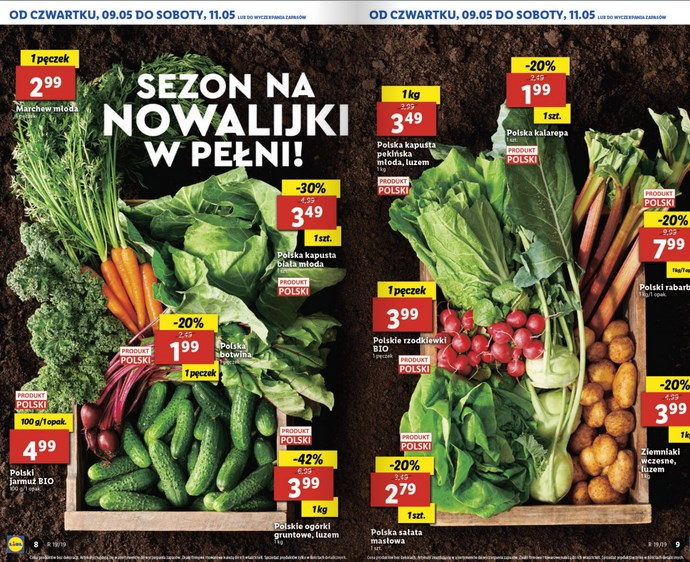 lidl gazetka od 9 05 oferta wazna od 9 05 do 11 05 str. 4