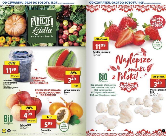 lidl gazetka od 9 05 oferta wazna od 9 05 do 11 05 str. 5