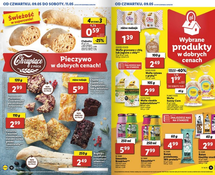 lidl gazetka od 9 05 oferta wazna od 9 05 do 11 05 str. 6