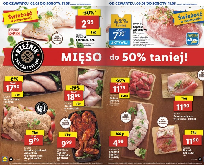 lidl gazetka od 9 05 oferta wazna od 9 05 do 11 05 str. 7
