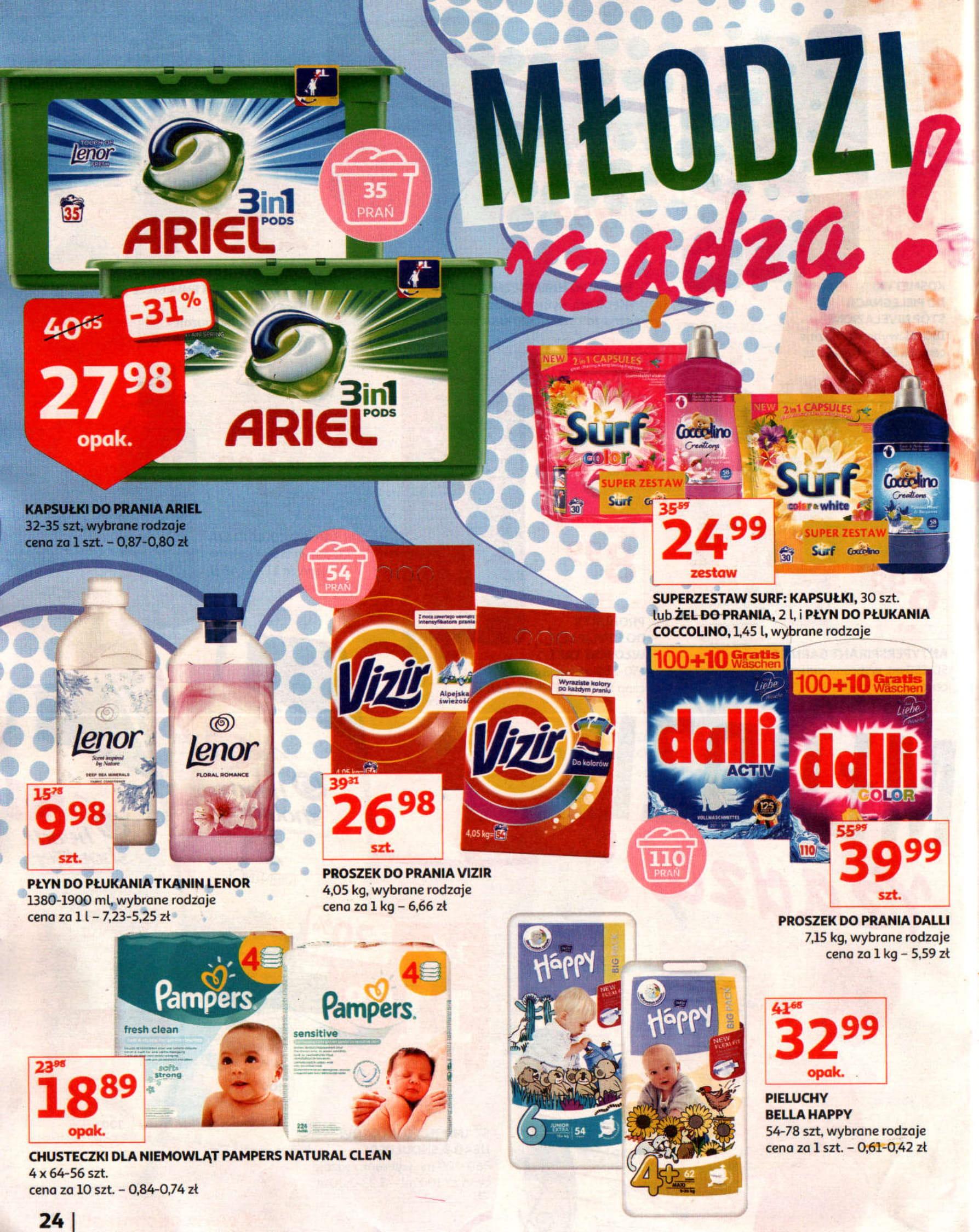 Auchan gazetka ważna od 16.08 do 21.08.2019