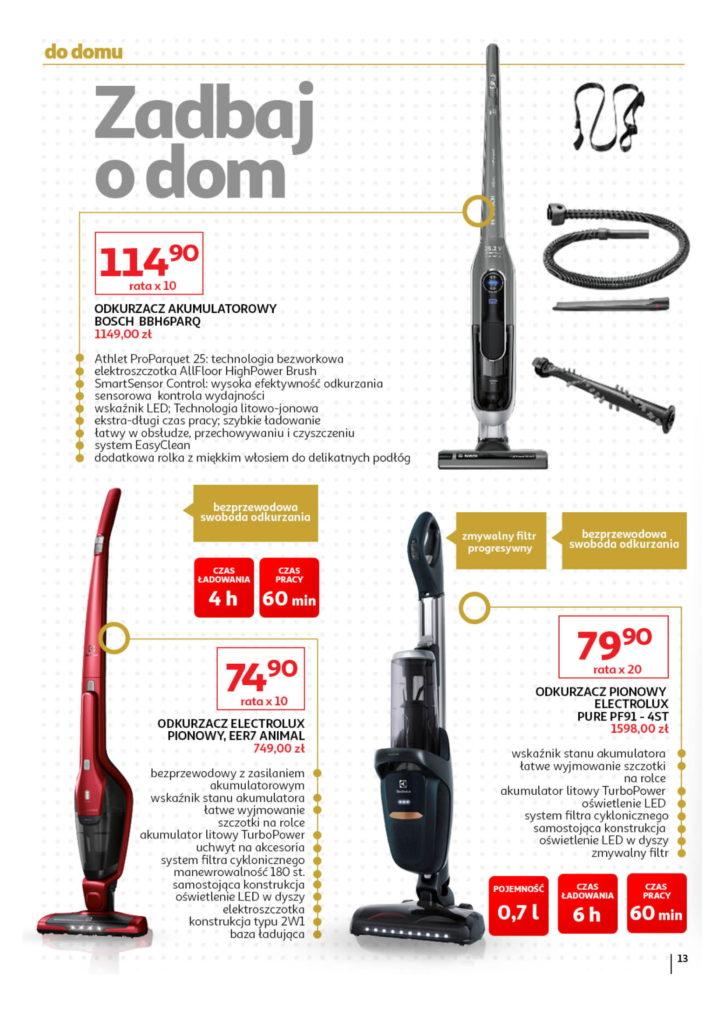 Gazetka Auchan Premium od 01.08.2019 - 04.09.2019 #13