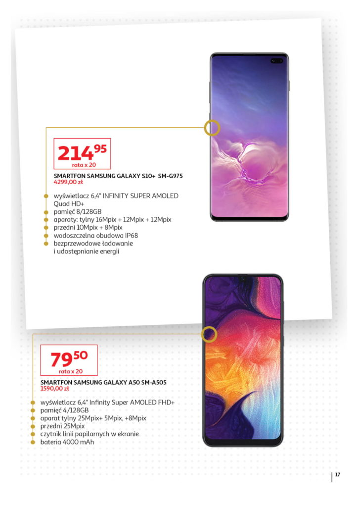 Gazetka Auchan Premium od 01.08.2019 - 04.09.2019 #17