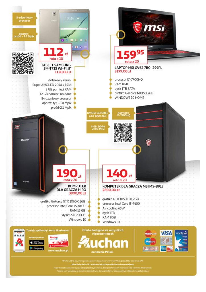 Gazetka Auchan Premium od 01.08.2019 - 04.09.2019 #21