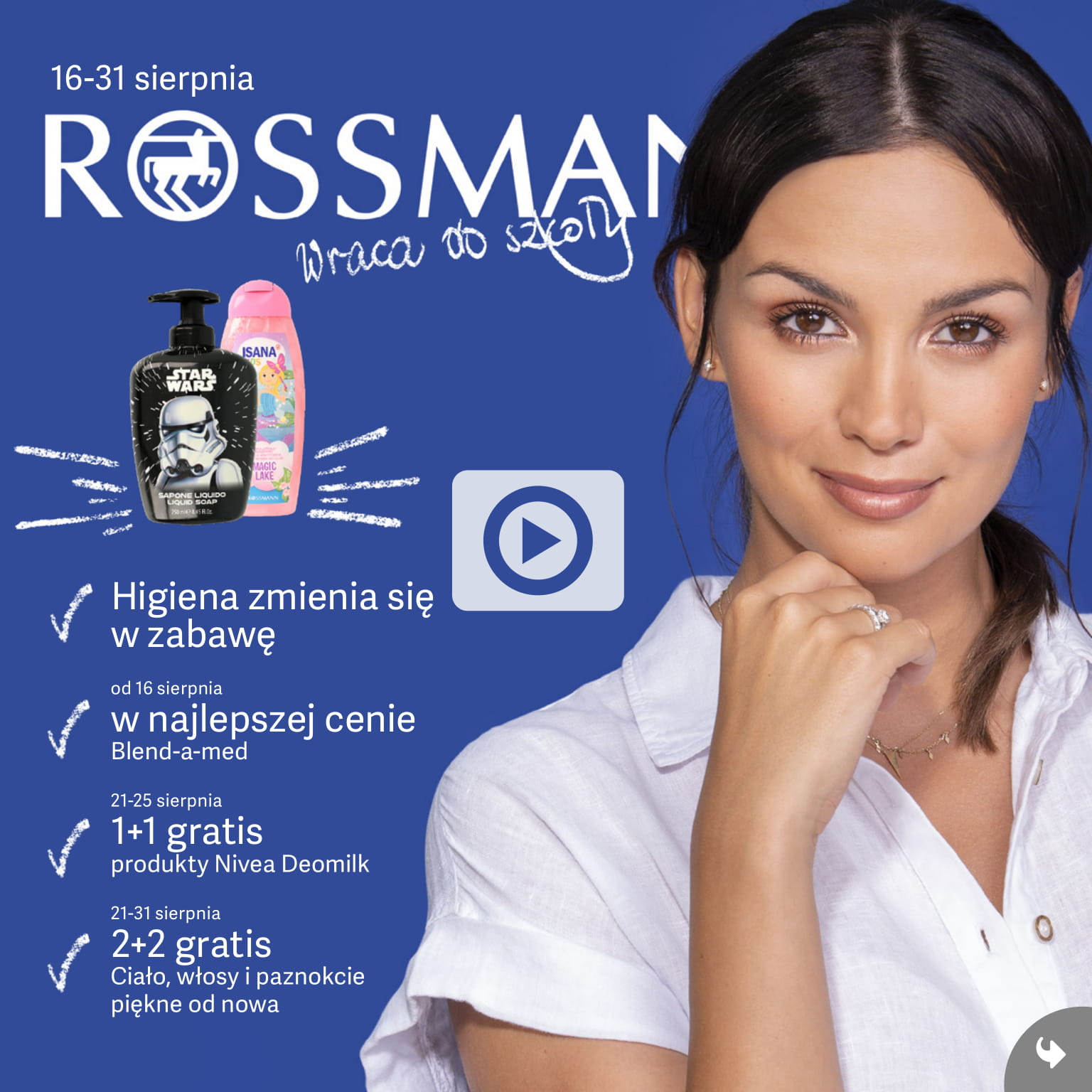 Rossmann gazetka od 16.08 do 31.08.2019